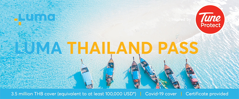 LUMA Thailand Pass Brochure Header